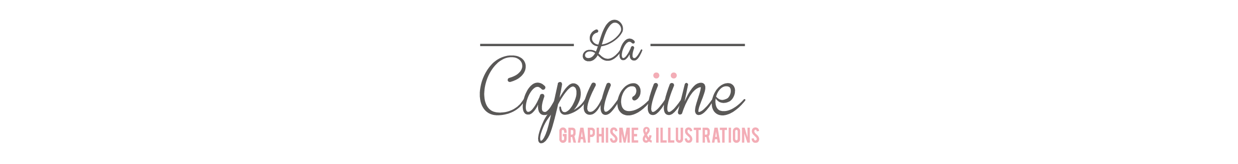 lacapuciine.com blog illustration