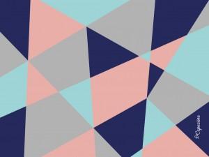 motifs geometriques 15x20cm
