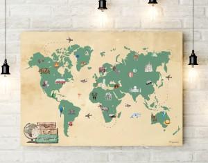 carte-du-monde-lacapuciine